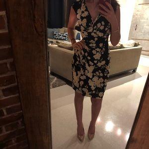 Dresses & Skirts - Floral work dress.